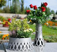 Roseta - die Grabschale mit Selbstbewässerung