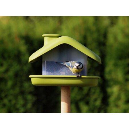Vogelfutterhaus Domek